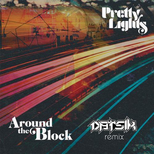 Album Art - Around The Block feat. Talib Kweli (Datsik Remix)