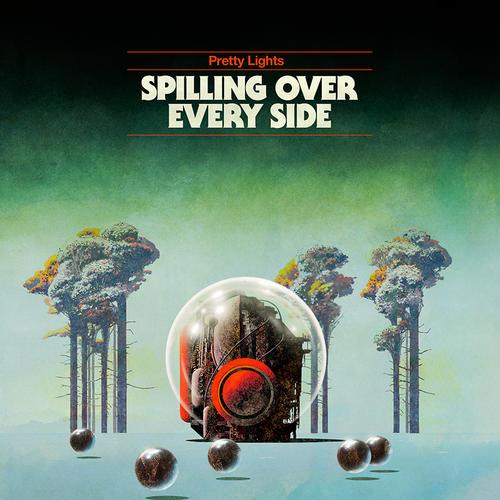 Album Art - Spilling Over Every Side