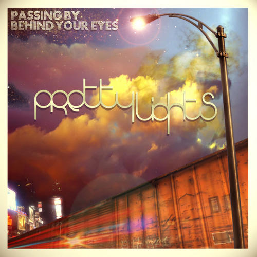 Album Art - Passing By Behind Your Eyes