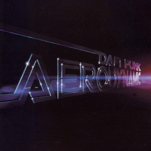 Album Art - Aerodynamic