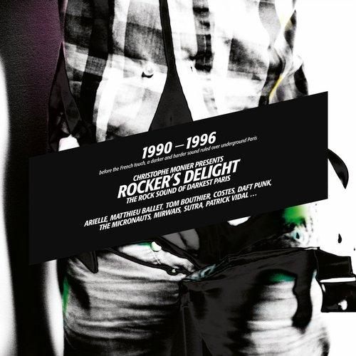 Album Art - Christophe Monier Presents Rocker's Delight - The Rock Sound of Darkest Paris