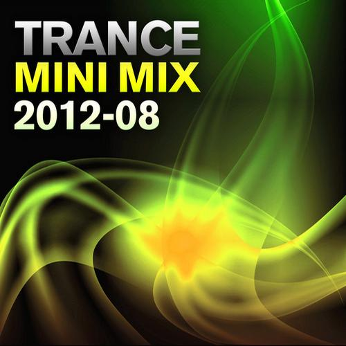 Album Art - Trance Mini Mix 2012 - 08