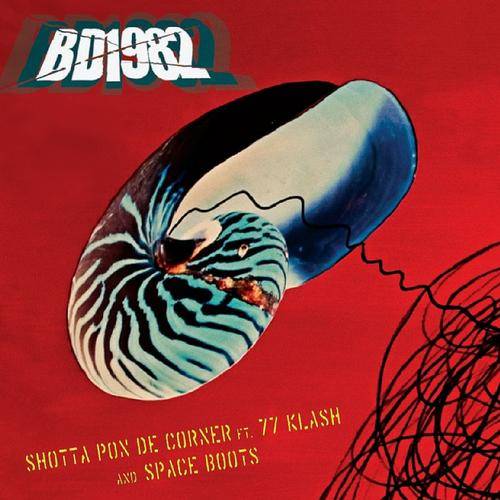 Album Art - Shotta Pon De Corner / Space Boots