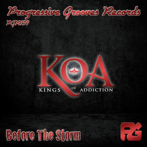 Album Art - Before the Storm