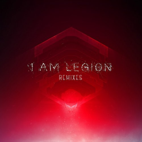 Album Art - I Am Legion Remixes