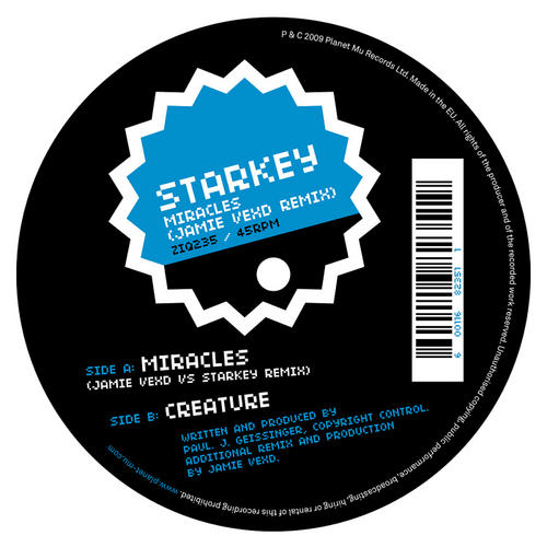 Album Art - Miracles (Jamie Vex'd Remix)