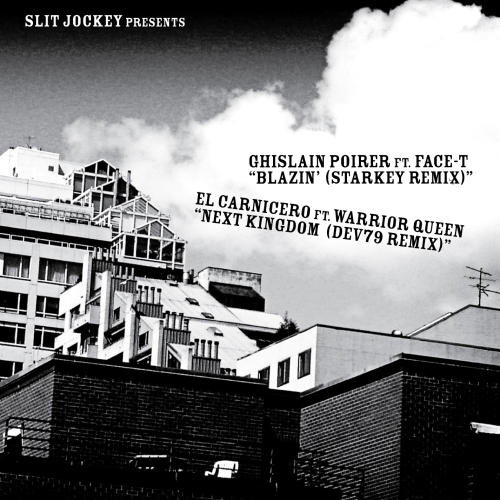 Album Art - Blazin' / Next Kingdom Remixes EP