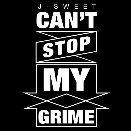 Album Art - Can't Stop My Grime - EP