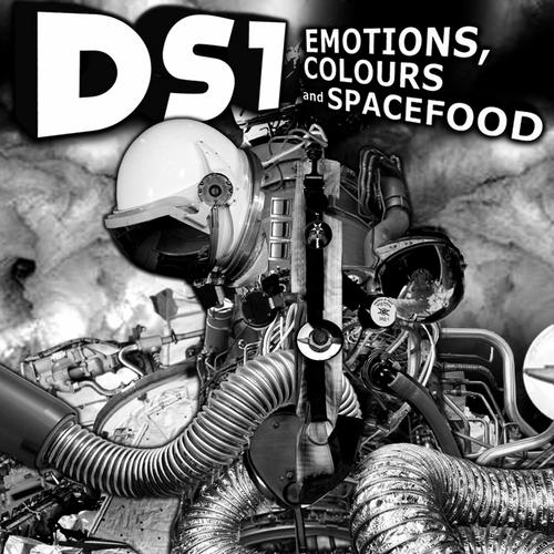 Album Art - Emotions, Colours And Spacefood
