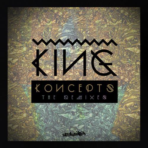 Koncepts - The Remixes Album Art