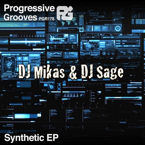 Album Art - Synthetic EP