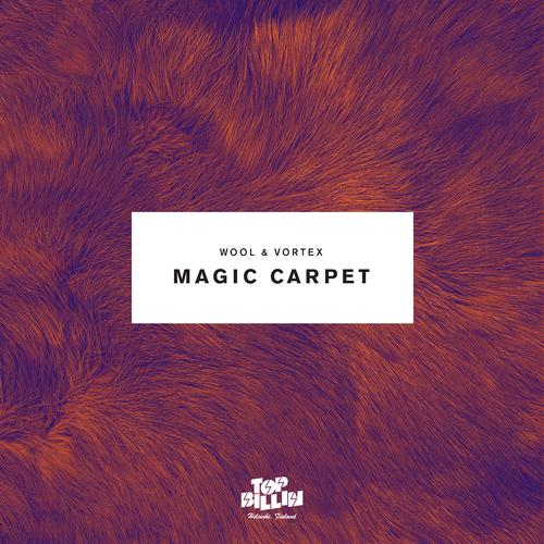 Album Art - Magic Carpet