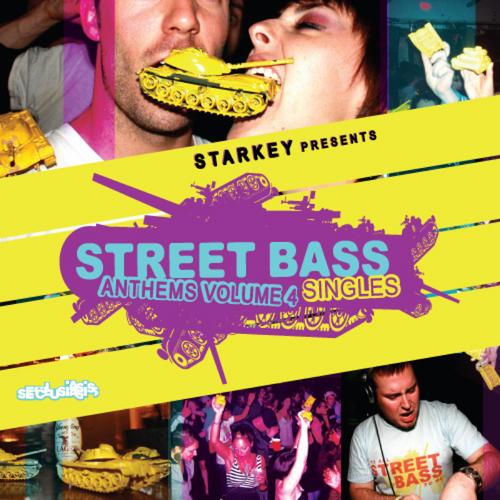 Album Art - Street Bass Anthems Volume 4  - Singles