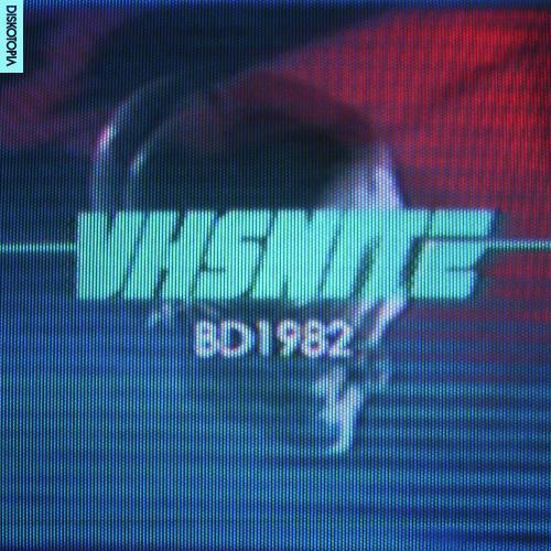 Album Art - VHS Nite EP