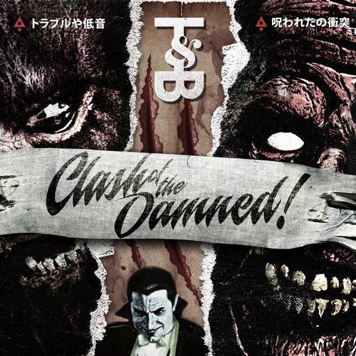 Album Art - Clash of the Damned Vol. I