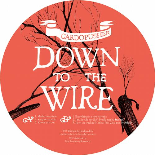 Album Art - Down To the Wire