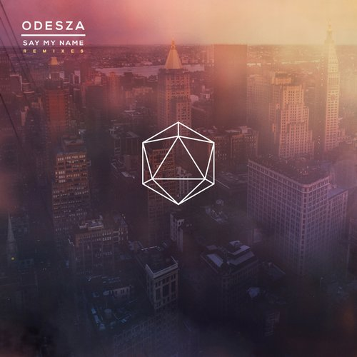 Album Art - Say My Name Remixes