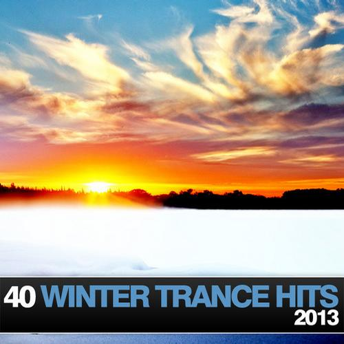 Album Art - 40 Winter Trance Hits 2013