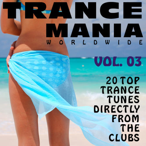 Album Art - Trance Mania Worldwide Volume  3