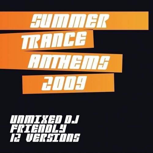 Album Art - Summer Trance Anthems 2009