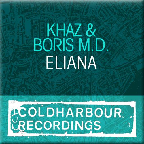 Album Art - Eliana