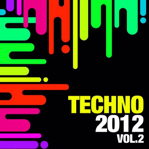 Album Art - Techno 2012, Vol. 2