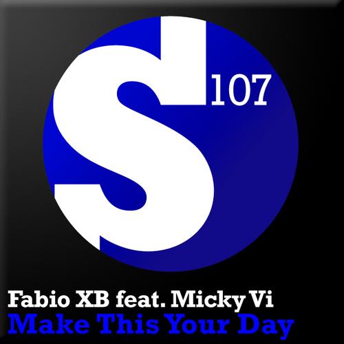 Album Art - Make This Your Day (Inclusive Gareth Emery & Jonas Steur Remix)