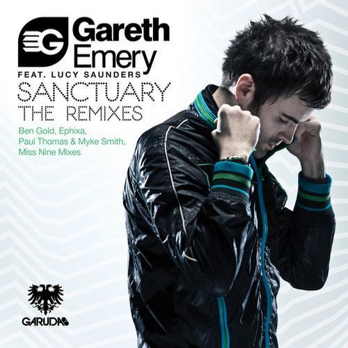 Album Art - Sanctuary (The Remixes)