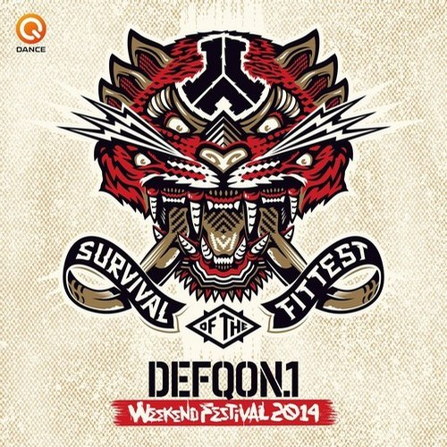 Album Art - Defqon.1 2014