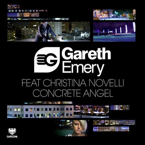 Album Art - Concrete Angel