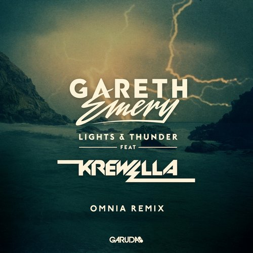 Album Art - Lights & Thunder - Omnia Remix