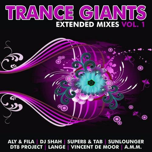 Album Art - Trance Giants Volume 1 (Extended Mixes)