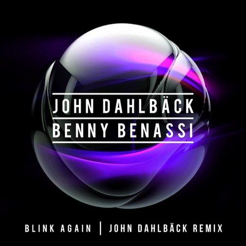 Album Art - Blink Again - John Dahlback Remix