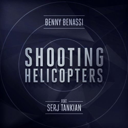 Album Art - Shooting Helicopters - Extended Edit