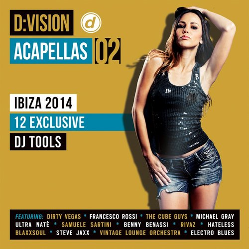 Album Art - D:Vision Acapellas 02 [Ibiza 2014]