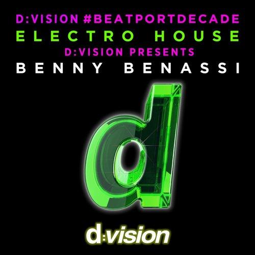 Album Art - d:vision #BeatportDecade Electro House d:vision Presents Benny Benassi