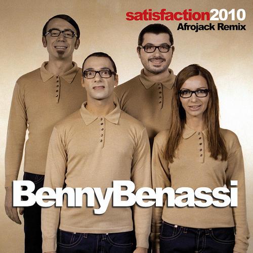 Album Art - Satisfaction 2010