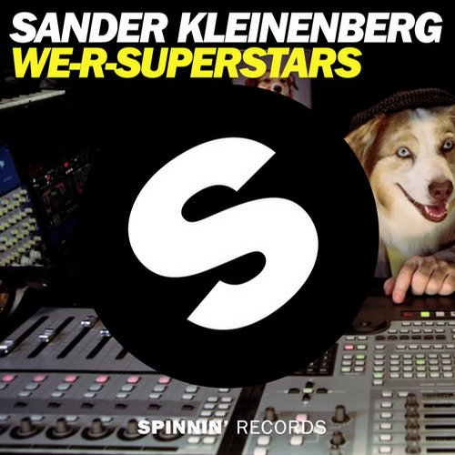 Album Art - We-R-Superstars