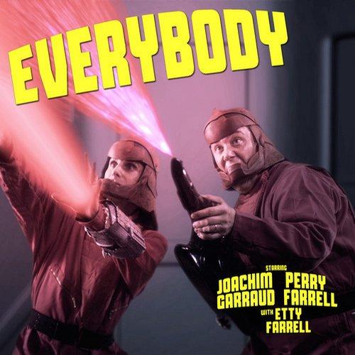 Album Art - Everybody - Remixes