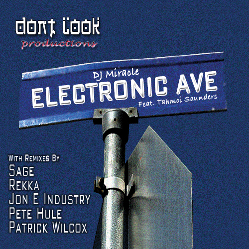 L-Ectronic Avenue Album Art