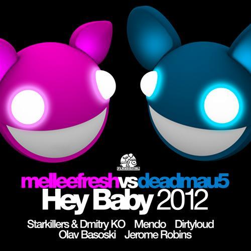 Album Art - Hey Baby 2012