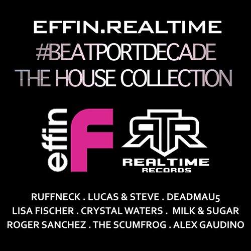 Album Art - Effin Records #BeatportDecade House