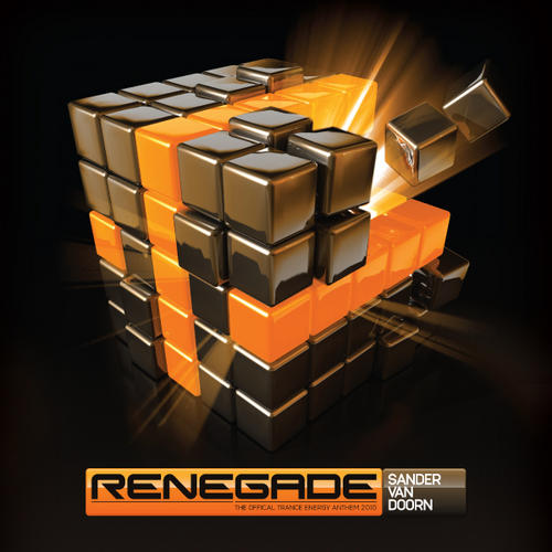 Album Art - Renegade (The Official Trance Energy Anthem 2010)