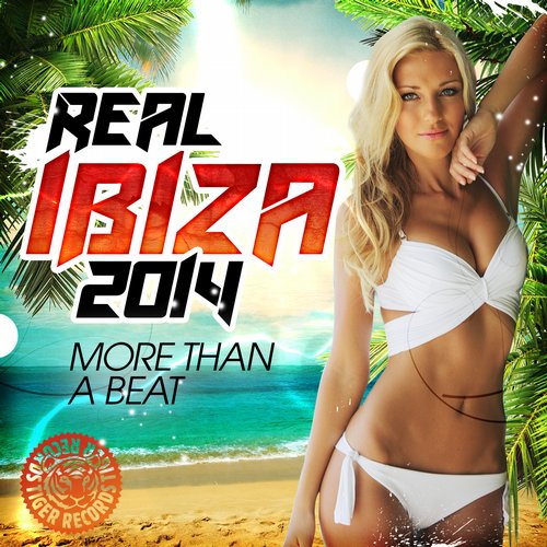 Album Art - Real Ibiza 2014 (More Than A Beat)