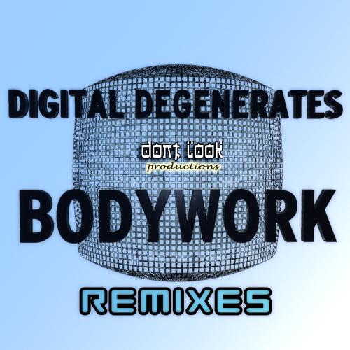 Body Work Remixes Album Art