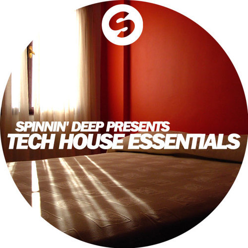 Album Art - Spinnin' Deep Presents: Tech-House Essentials