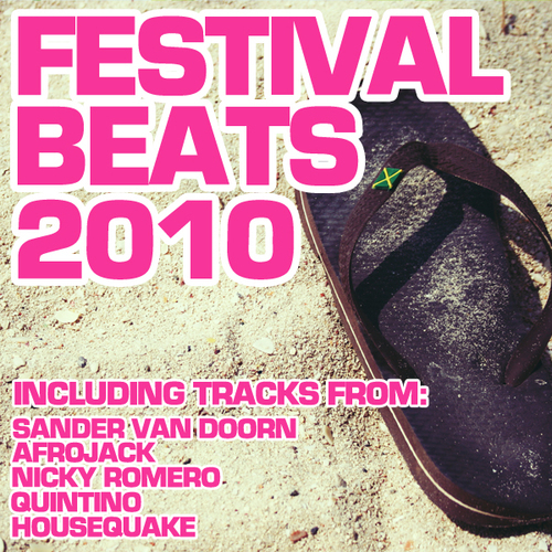 Album Art - Festival Beats 2010 Volume 1