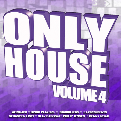 Album Art - Only House Volume 4