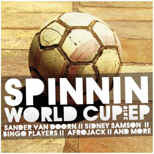 Album Art - Spinnin World Cup 2010 EP
