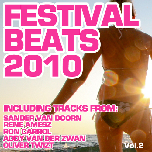 Album Art - Festival Beats 2010 Volume 2